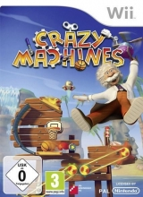 Crazy Machines voor Nintendo Wii