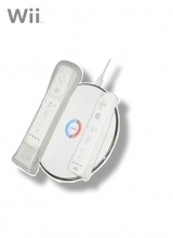 Crown Magnetische Inductielader and Battery Pack voor Nintendo Wii