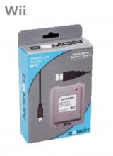 D3MON Balance Board Battery Pack USB voor Nintendo Wii