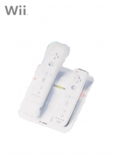D3mon Slim Charger Battery Pack voor Nintendo Wii