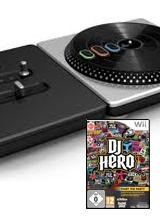 DJ Hero & Turntable voor Nintendo Wii
