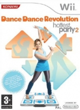 Dance Dance Revolution Hottest Party 2 voor Nintendo Wii