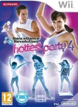 Dance Dance Revolution Hottest Party 4 voor Nintendo Wii