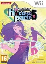 Dance Dance Revolution Hottest Party 5 voor Nintendo Wii