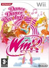 Dance Dance Revolution Winx Club voor Nintendo Wii