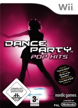 Dance Party Pop Hits voor Nintendo Wii