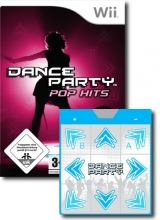 Dance Party Pop Hits & Dansmat voor Nintendo Wii