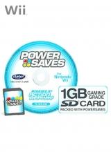 Datel PowerSaves 1GB Nieuw voor Nintendo Wii