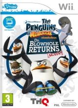 De Pinguins van Madagascar: Dr. Blowhole Keert Weer Terug! voor Nintendo Wii