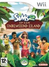 De Sims 2: Op een Onbewoond Eiland voor Nintendo Wii