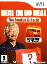 Deal or No Deal voor Nintendo Wii