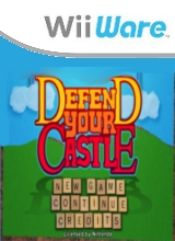 Defend your Castle voor Nintendo Wii