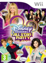 Disney Channel All Star Party voor Nintendo Wii
