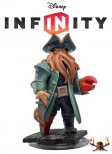 Disney Infinity Character - Davy-Jones voor Nintendo Wii