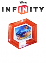 Disney Infinity Power Disc Limited Edition - Stitch's Surfboard voor Nintendo Wii