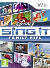Disney Sing It: Family Hits voor Nintendo Wii