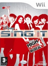 Disney Sing It: High School Musical 3: Senior Year Nieuw voor Nintendo Wii