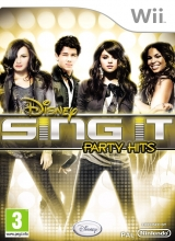 Disney Sing It: Party Hits voor Nintendo Wii