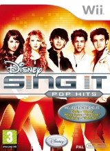 Disney Sing It: Pop Hits voor Nintendo Wii