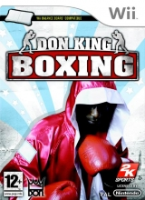 Don King Boxing voor Nintendo Wii