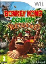 Donkey Kong Country Returns voor Nintendo Wii
