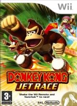 Donkey Kong Jet Race voor Nintendo Wii