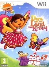 Dora Redt het Land van Kristal voor Nintendo Wii
