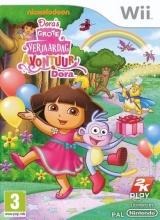 Dora's Grote Verjaardag Avontuur Zonder Handleiding voor Nintendo Wii
