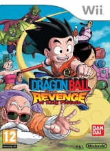 Dragon Ball: Revenge of King Piccolo voor Nintendo Wii