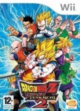 Dragon Ball Z: Budokai Tenkaichi 2 Zonder Handleiding voor Nintendo Wii