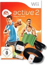 EA Sports Active 2 & USB & 2 Sensoren & Weerstandsband voor Nintendo Wii