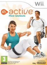 EA Sports Active More Workouts voor Nintendo Wii