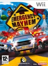 Emergency Mayhem Losse Disc voor Nintendo Wii