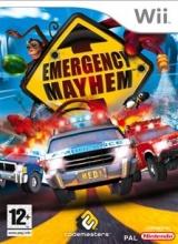 Emergency Mayhem Zonder Handleiding voor Nintendo Wii