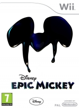Boxshot Epic Mickey