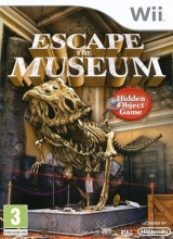 Escape the Museum voor Nintendo Wii