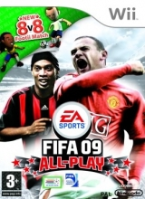 FIFA 09 All-Play voor Nintendo Wii