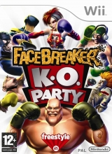 FaceBreaker K.O. Party voor Nintendo Wii