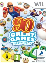 Family Party 90 Great Games Party Pack voor Nintendo Wii