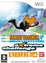 Family Trainer: Extreme Challenge Losse Disc voor Nintendo Wii