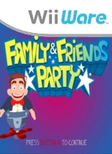 Family and Friends Party voor Nintendo Wii