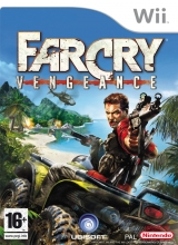 Far Cry Vengeance voor Nintendo Wii