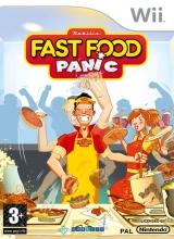 Fast Food Panic Zonder Handleiding voor Nintendo Wii