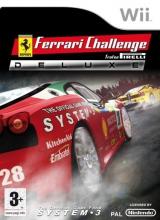 Ferrari Challenge: Trofeo Pirelli Deluxe voor Nintendo Wii