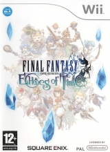 Final Fantasy Crystal Chronicles Echoes of Time voor Nintendo Wii