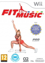 Fit Music voor Nintendo Wii