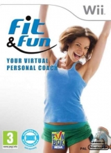 Fit & Fun: Your Virtual Personal Coach voor Nintendo Wii