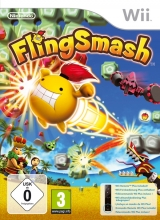 FlingSmash Losse Disc voor Nintendo Wii