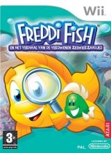 Freddi Fish en het Verhaal van de Verdwenen Zeewierzaadjes voor Nintendo Wii