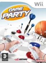 Game Party Losse Disc voor Nintendo Wii